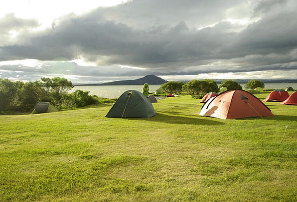 Image result for camping in iceland