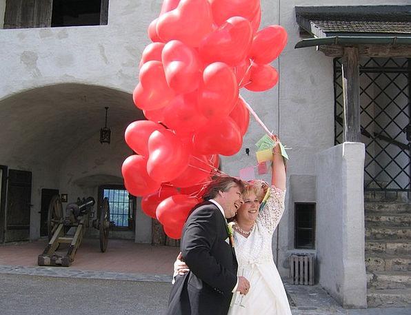 Balloon Inflatable Fashion Beauty Wedding Bridal B