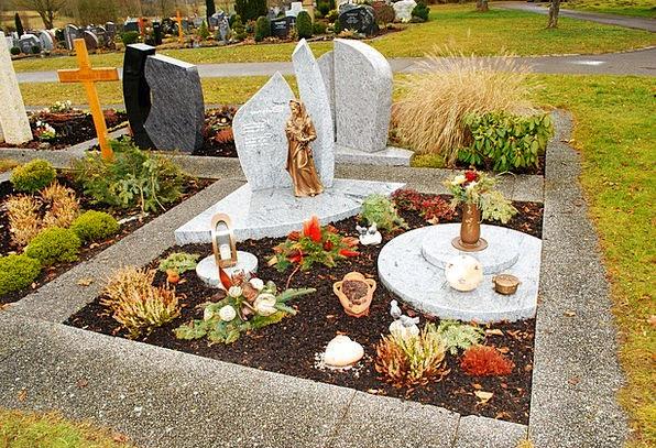 Как оформить могилу на кладбище своими руками 29