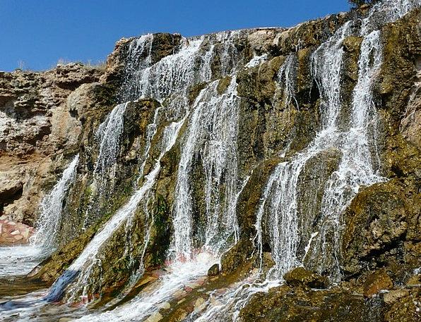 Waterfall Cascade Cascades Waterfalls Bach Water A