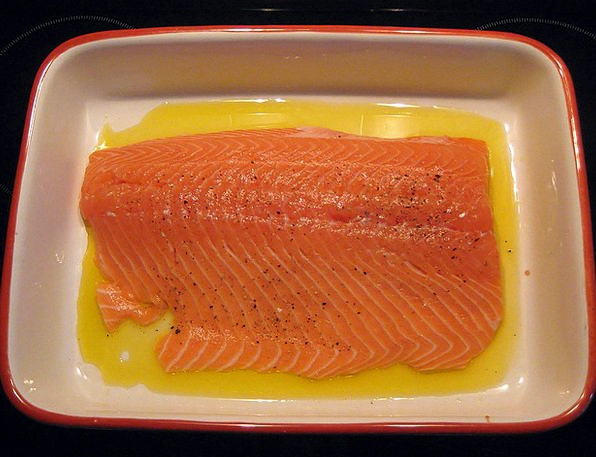 Salmon Drink Food Wild Salmon Salmon Fillet Fish B