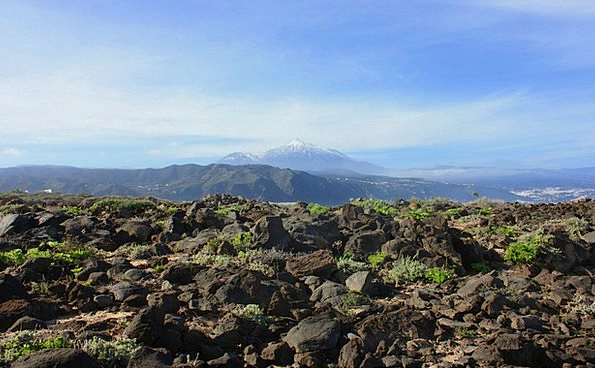 Teide Landscapes Nature Tenerife Volcano Nature Co