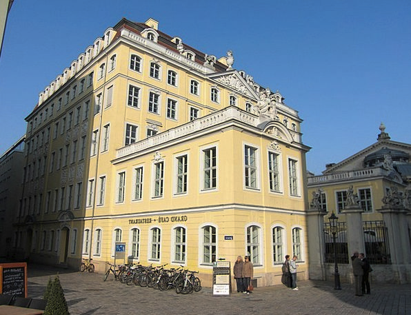 Dresden Buildings Architecture Old Town Saxony Arc