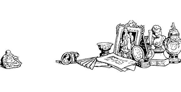 Antiques Relics Objects Substances Artifacts Statu