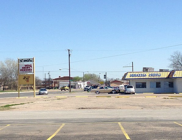 Texas Drink Food Restaurant Eatery Fast Food Parki