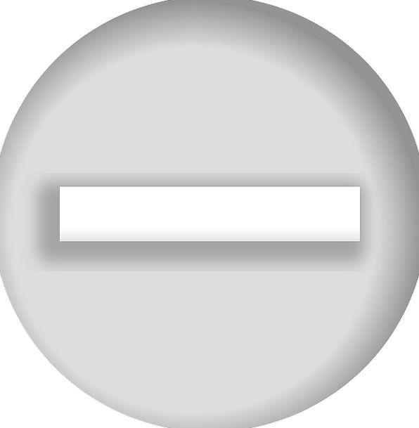 Minus Disadvantage Eliminate Delete Erase Remove F