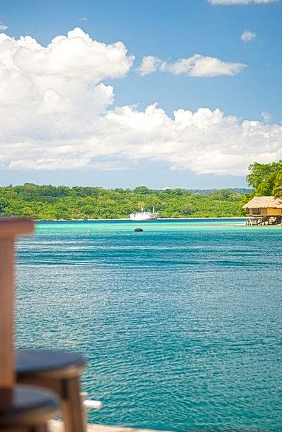 Seaside Coastal Vacation Calming Travel Sea Marine