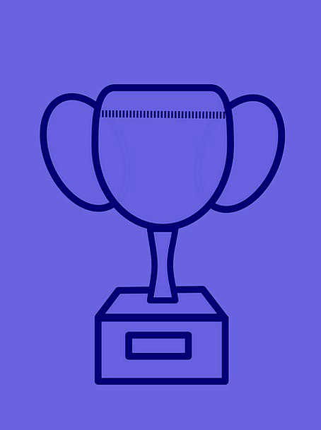 Trophy Mug Prize Flagship Cup Winner Award Reward