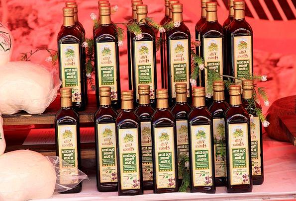 Oil Lubricant Drink Food Bottles Flasks Olive Oil