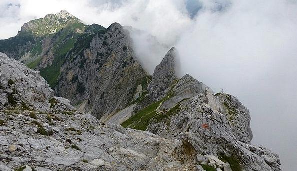 Tyrol Friedberg'S Climbing Rope Tannheimertal Scha