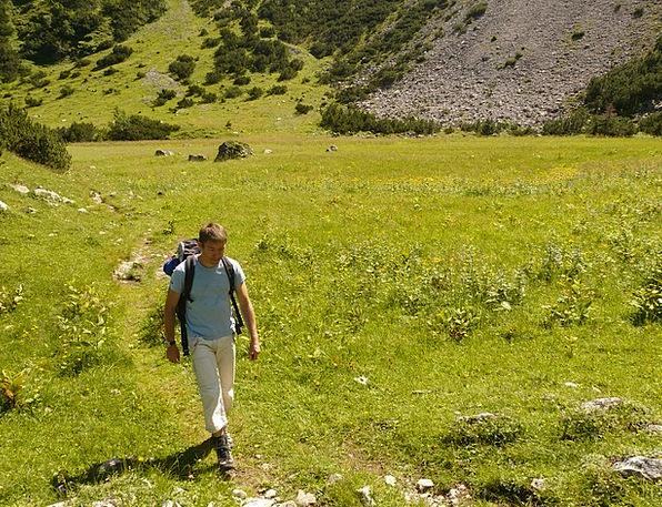 Mountain Hiking Trek Hiking Mountaineering Hike Wa