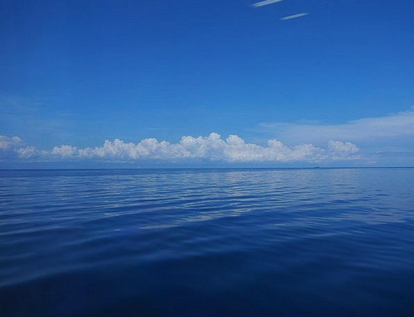 Sky Blue Vacation Marine Travel Ocean Sea