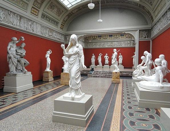 Copenhagen Monuments Places Museum Gallery Denmark