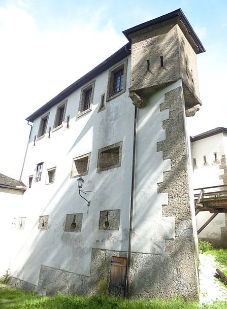 Franziskischloessl Protection Kapuzinerberg Fortif
