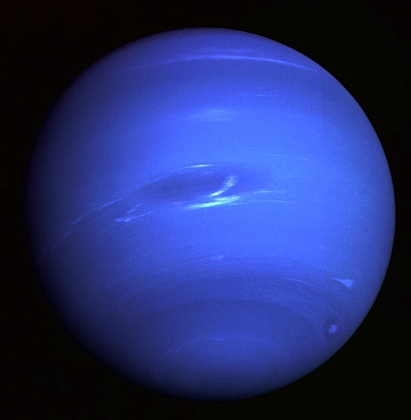 Neptune Earth Solar System Planet Atmosphere Air S