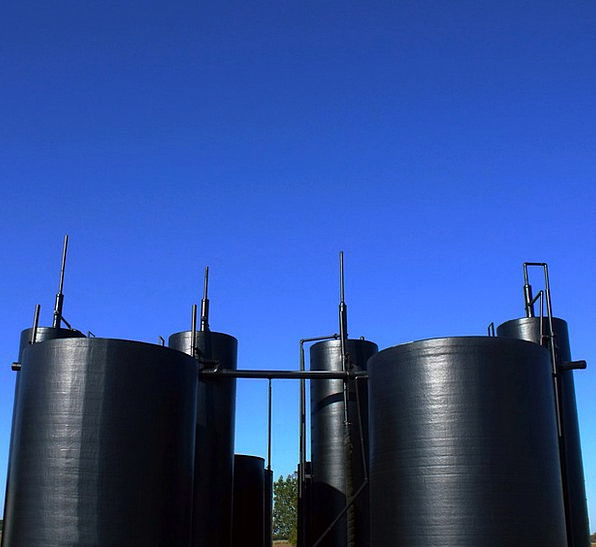 Tanks Cisterns Craft Lubricant Industry Industry M