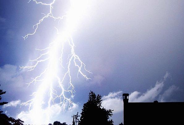 Lightning Fast Noise Thunderstorm Thunder Storm Te