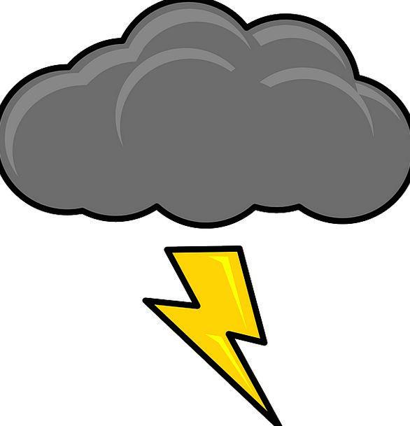 Thundercloud Landscapes Mist Nature Storm Tempest