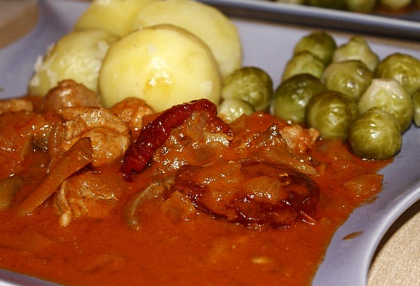 Potato Vegetable Drink Food Brussels Sprouts Goula