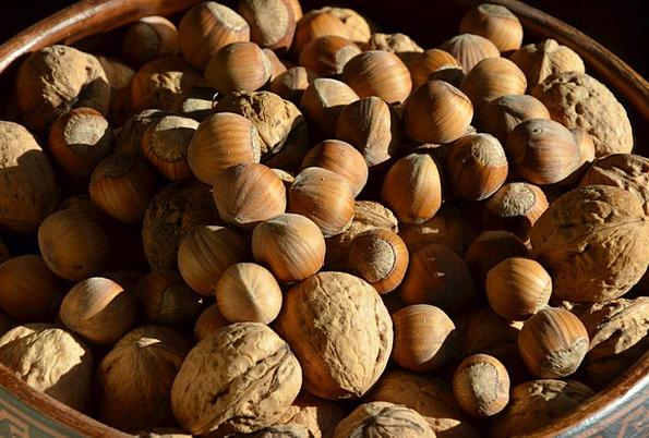 Nuts Mad Drink Food Walnuts Hazelnuts Walnut Colle