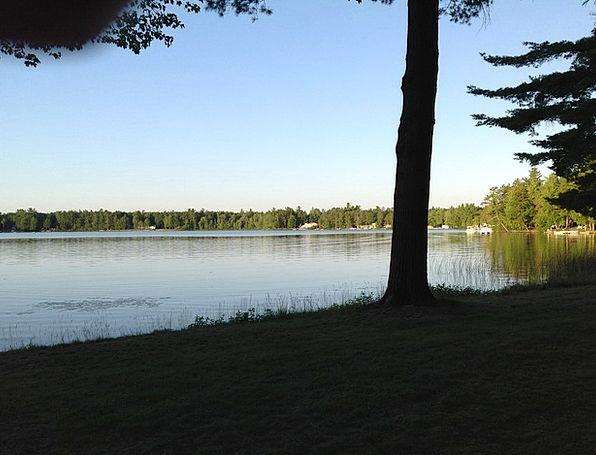 Lake Freshwater Landscapes Countryside Nature Refl