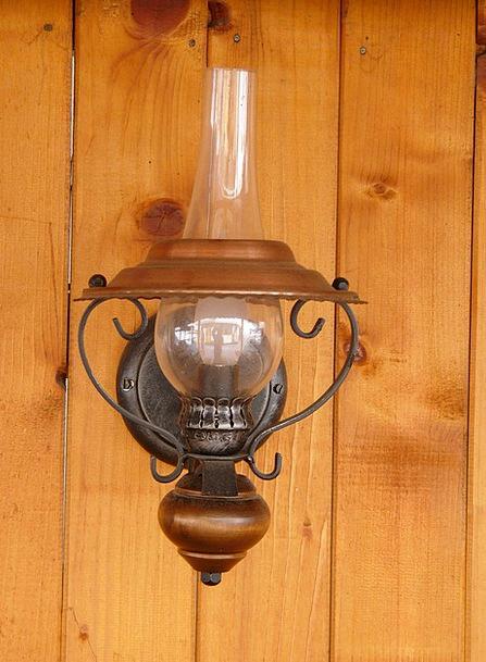 Paraffin Lamp Traditional Old-style Kerosene Lamp