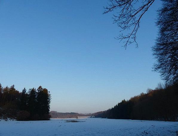 Wintry Chilly Winter Season Lonetal Snow Snowflake