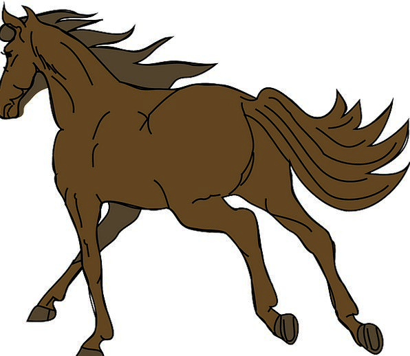Horse Mount Physical Mammal Creature Animal Freedo