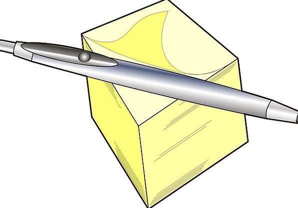 Notes Minutes Pad Cloth Post It Notepad Pen Coop M