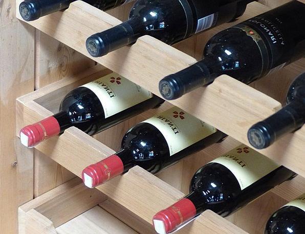 Chianti Mauve Italy Wine Wooden Bottles Flasks Cel