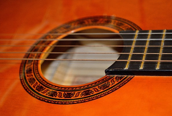 Guitar Cords Music Melody Strings Gaming Betting M