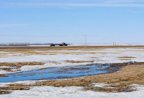 Saskatchewan Landscapes Nature Country Wide Canada