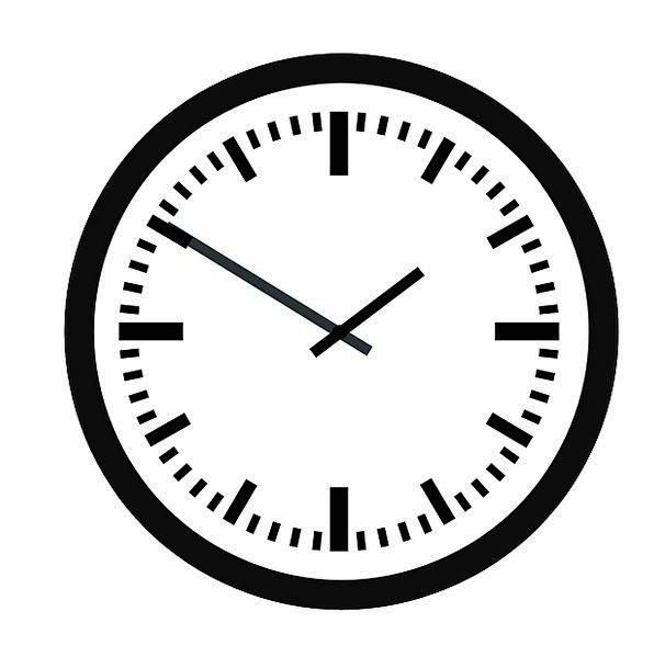 Clock Timepiece Period Hour Time Seconds Minute Mi