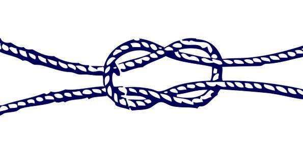 Navy Fleet Cord Nautical Maritime Rope Knot Lump F
