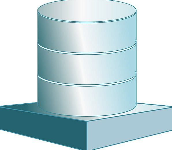 Database File Stock Hard Drive Store Pile Mound Fr