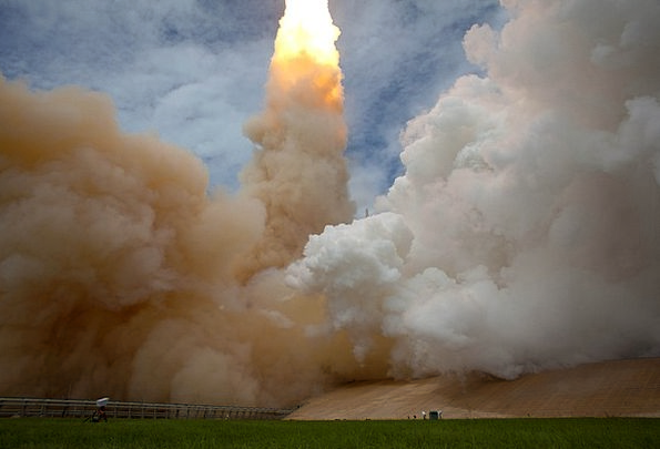 Rocket Skyrocket Spacecraft Space Shuttle Space ca