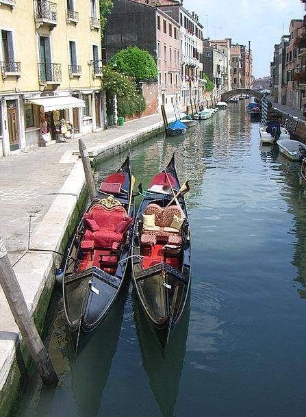 Venice Coil Sewer Drain Spring Ship Vessel