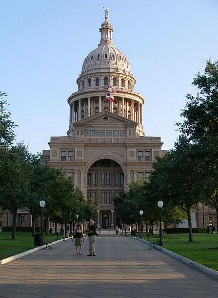 Austin Buildings Architecture Classical Architectu