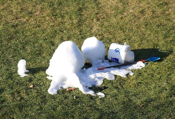 Snow Snowflake Snow Melt Snow Man