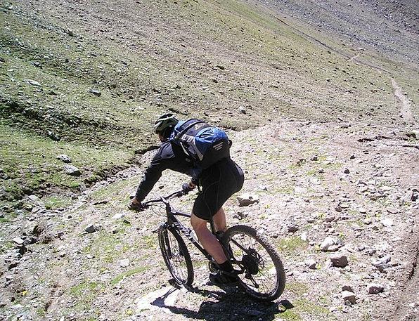 Downhill Easy Bike Motorbike Mountain Bike Extreme