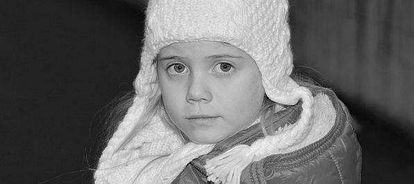 Child Youngster Lassie Face Expression Girl Cap Li
