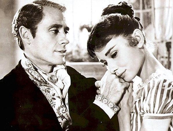 Audrey Hepburn Actress Performer Mel Ferrer Hollyw