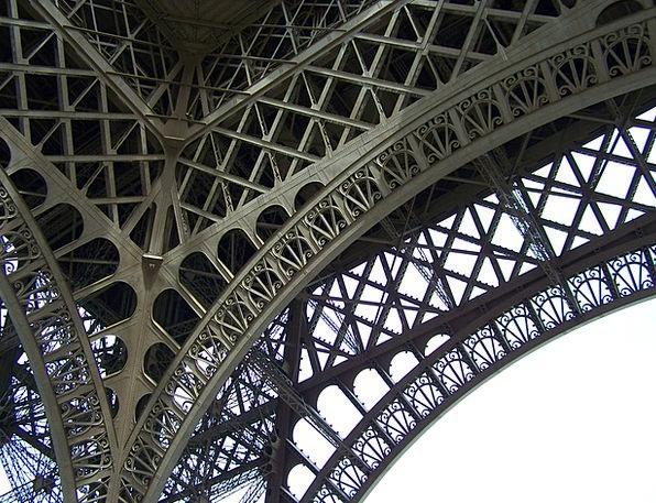 Tower Barbican Buildings Architecture Paris Eiffel