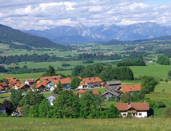 Mountain Panorama Allgäu Mittelberg Oy
