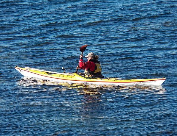 Kayak Vacation Travel Kayaking Sea Kayaking Ocean