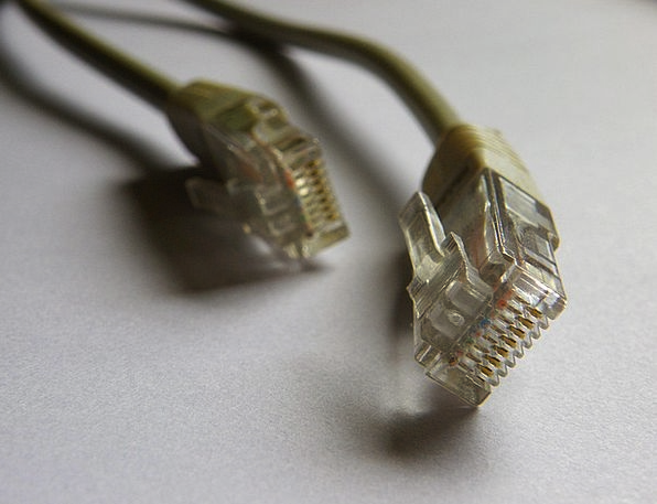 Network Cable Communication Computer Cable Chain T