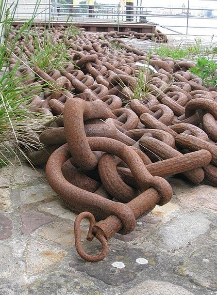 Anchor Chain Chains Manacles Steel Chain Iron Firm