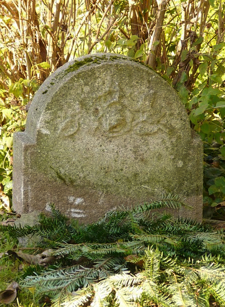 Grave Serious Gravestone Stone Pebble Tombstone Mo