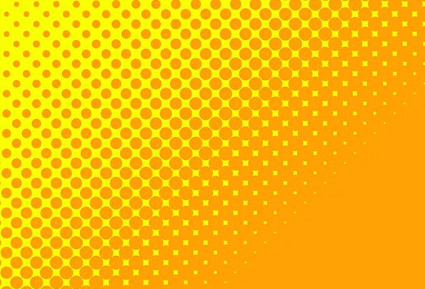 Yellow Creamy Textures Carroty Backgrounds Dots Sp