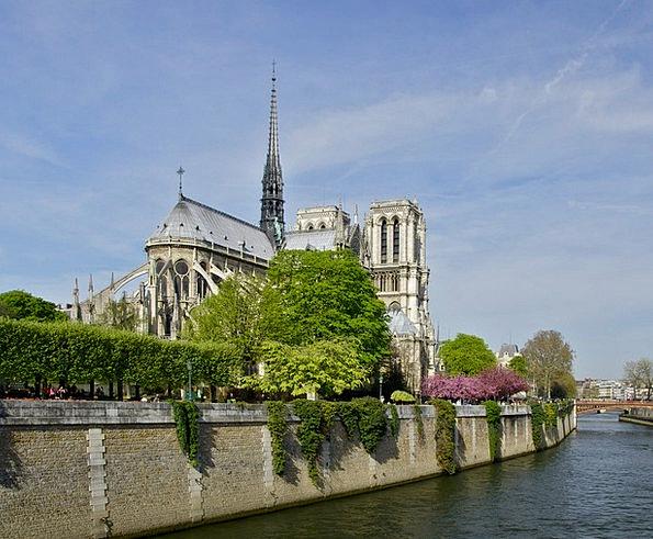 Notre Dame Buildings Church Architecture Notre Dam